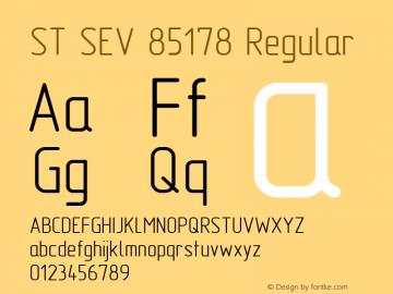 STSEV851-78 Version 1.000图片样张