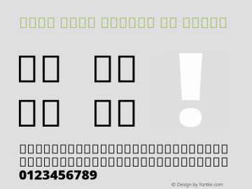 Noto Sans Arabic UI Black Version 2.008; ttfautohint (v1.8.3) -l 8 -r 50 -G 200 -x 14 -D arab -f none -a qsq -X