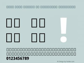 Noto Sans Arabic UI Condensed ExtraBold Version 2.008; ttfautohint (v1.8.3) -l 8 -r 50 -G 200 -x 14 -D arab -f none -a qsq -X