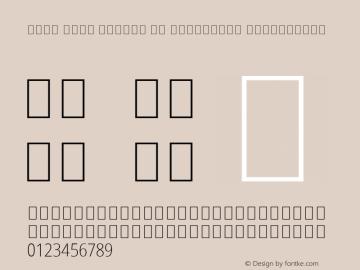Noto Sans Arabic UI Condensed ExtraLight Version 2.008; ttfautohint (v1.8.3) -l 8 -r 50 -G 200 -x 14 -D arab -f none -a qsq -X