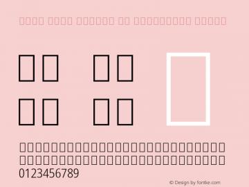 Noto Sans Arabic UI Condensed Light Version 2.008; ttfautohint (v1.8.3) -l 8 -r 50 -G 200 -x 14 -D arab -f none -a qsq -X