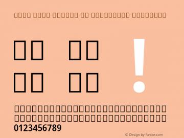 Noto Sans Arabic UI Condensed SemiBold Version 2.008; ttfautohint (v1.8.3) -l 8 -r 50 -G 200 -x 14 -D arab -f none -a qsq -X