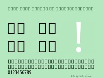 Noto Sans Arabic UI ExtraCondensed Version 2.008; ttfautohint (v1.8.3) -l 8 -r 50 -G 200 -x 14 -D arab -f none -a qsq -X