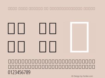 Noto Sans Arabic UI ExtraCondensed Light Version 2.008; ttfautohint (v1.8.3) -l 8 -r 50 -G 200 -x 14 -D arab -f none -a qsq -X