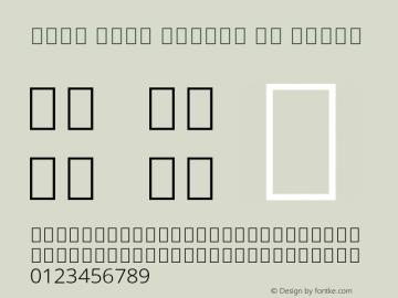 Noto Sans Arabic UI Light Version 2.008; ttfautohint (v1.8.3) -l 8 -r 50 -G 200 -x 14 -D arab -f none -a qsq -X