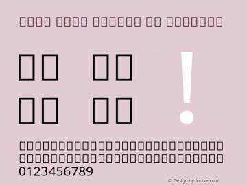 Noto Sans Arabic UI Regular Version 2.008; ttfautohint (v1.8.3) -l 8 -r 50 -G 200 -x 14 -D arab -f none -a qsq -X