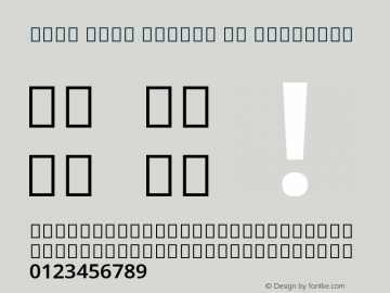 Noto Sans Arabic UI SemiBold Version 2.008; ttfautohint (v1.8.3) -l 8 -r 50 -G 200 -x 14 -D arab -f none -a qsq -X