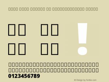 Noto Sans Arabic UI SemiCondensed Black Version 2.008; ttfautohint (v1.8.3) -l 8 -r 50 -G 200 -x 14 -D arab -f none -a qsq -X