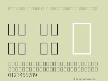 Noto Sans Arabic UI SemiCondensed ExtraLight Version 2.008; ttfautohint (v1.8.3) -l 8 -r 50 -G 200 -x 14 -D arab -f none -a qsq -X