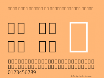 Noto Sans Arabic UI SemiCondensed Light Version 2.008; ttfautohint (v1.8.3) -l 8 -r 50 -G 200 -x 14 -D arab -f none -a qsq -X