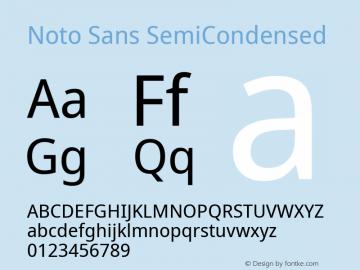 Noto Sans SemiCondensed Version 2.004; ttfautohint (v1.8.3) -l 8 -r 50 -G 200 -x 14 -D latn -f none -a qsq -X