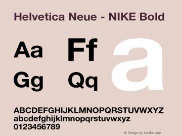 Helvetica Neue Bold Version 1.000;PS 001.000;hotconv 1.0.88;makeotf.lib2.5.64775图片样张