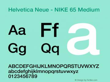 Helvetica Neue LT Std 65 Medium Version 2.035;PS 002.035;hotconv 1.0.88;makeotf.lib2.5.64775图片样张