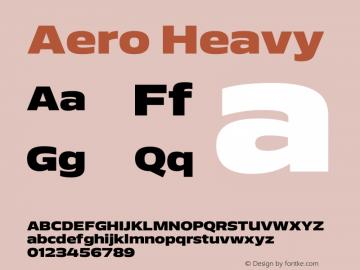 Aero-Heavy Version 1.000 | wf-rip DC20110725图片样张