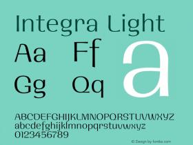Integra Light Version 1.000 | w-rip DC20190525图片样张