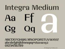Integra Medium Version 1.000 | w-rip DC20190525图片样张