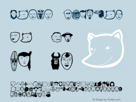 MasKs Regular 1.0 2004-12-27图片样张