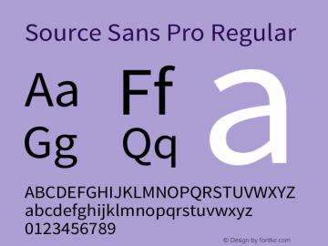 Source Sans Pro Version 1.036;PS Version 1.000;hotconv 1.0.70;makeotf.lib2.5.5900图片样张