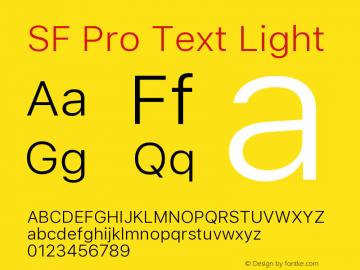 SF Pro Text Light Version 1.00;April 10, 2021;FC数码迷汉化版 13.0.0.2683 64-bit图片样张