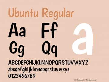 Bauhaus ITC Version 0.69 January 7, 2013 Font Sample