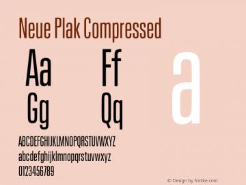 Neue Plak Compressed 1.00, build 9, s3图片样张