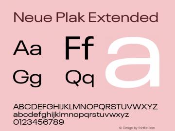 Neue Plak Extended 1.00, build 9, s3图片样张