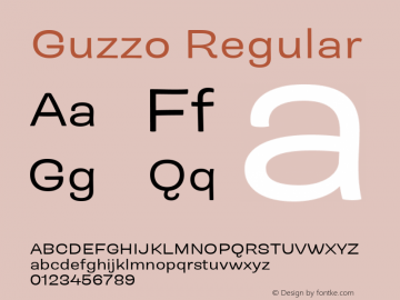 Guzzo Extended Version 1.00图片样张