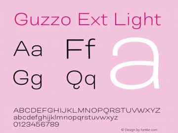 Guzzo Ext Light Version 1.00图片样张