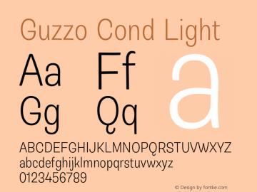 Guzzo Cond Light Version 1.00图片样张
