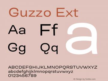 Guzzo Ext Version 1.00图片样张
