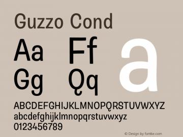 Guzzo Cond Version 1.00图片样张