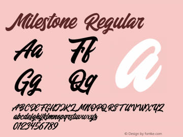 Milestone Version 1.000;PS 001.001;hotconv 1.0.56图片样张