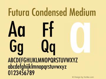 Futura Condensed Font,Futura-Condensed Font,Futura Font,Futura