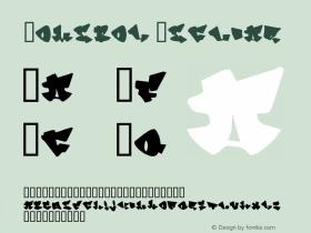 Homeboy Regular Version 1.000;PS 001.001;hotconv 1.0.38 Font Sample