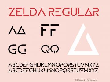ZELDA Regular Version 2.000图片样张