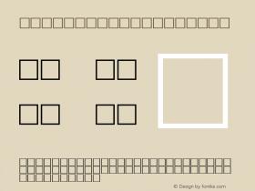 MD_Jadid_10 Regular Glyph Systems 20-jun-95图片样张