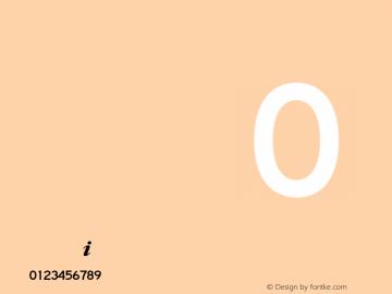 Carta Regular OTF 1.0;PS 001.001;Core 1.0.22 Font Sample
