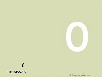 Carta Regular OTF 1.0;PS 001.001;Core 116;AOCW 1.0 161 Font Sample