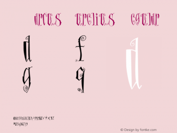 MarcusAurelius Regular Version 1.000;PS 001.000;hotconv 1.0.38 Font Sample