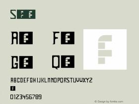 Signer Regular Version 1.0 Font Sample