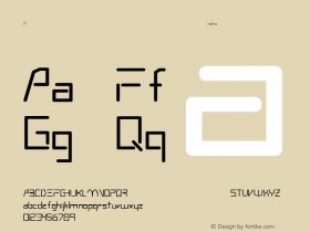 Andromeda Regular Converted from F:\WINDOWS\TTFONTS\ANDRMEDA.TF1 by ALLTYPE Font Sample