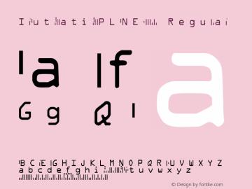 IDAutomationSPLANETn2 Regular Version 6.09 2006图片样张