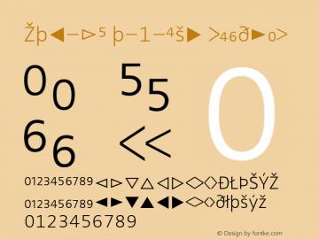Zwo-LF w-1-Exp Regular 4.313图片样张