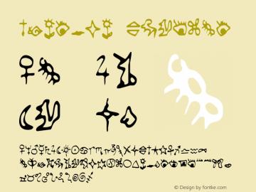 Scorpio Regular 001.000 Font Sample