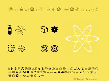 Nucleus One Regular 001.000图片样张