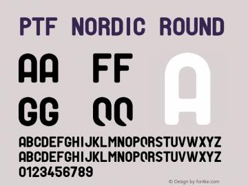 PTF NORDIC Round Version 1.00图片样张