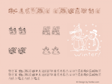 Winter Regular Version 1.01 December 15, 2014, initial release图片样张