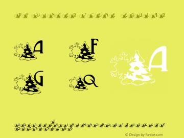 pf_winter_scene Regular 2001; 1.0, initial release图片样张