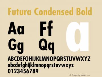 Futura Condensed Font,Futura-CondensedBold Font,Futura Font,Futura