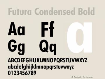 Futura Condensed Font,FuturaBT-BoldCondensed Font,Futura Font,Futura